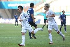 Bán kết Asiad 2018: U23 Hàn Quốc ngán Quang Hải, Văn Quyết, Anh Đức