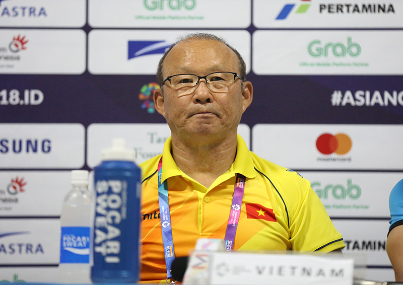 HLV Park Hang Seo tiết lộ bí quyết đánh bại U23 Nhật Bản