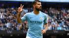 Man City 5-1 Huddersfield: Aguero lập hat-trick (H2)