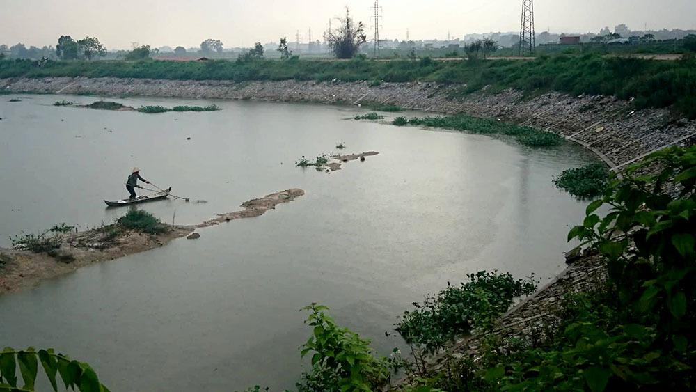 ô nhiễm,Bắc Ninh,môi trường