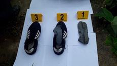 Tìm thấy đôi giày của nghi phạm giết 2 vợ chồng ở Hưng Yên