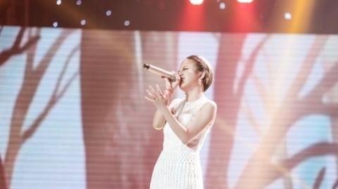Giọng hát Việt: Nổi da gà trước giọng hát ma mị của học trò HLV Noo Phước Thịnh