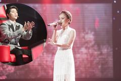 Nổi da gà trước giọng hát ma mị của học trò Noo Phước Thịnh