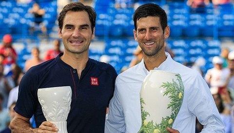 Cincinnati Masters 2018: Federer 0-2 Djokovic