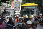 Xe máy có thể bị cấm chạy vào quận trung tâm Sài Gòn