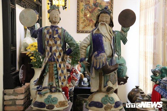 Mục sở thị 'kho báu' cổ Nam Bộ của tay chơi miền Tây