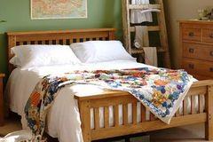 Phòng ngủ dưới 10m2 độc đáo cho ngôi nhà đẹp