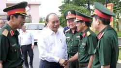 Thủ tướng thăm Binh đoàn 16