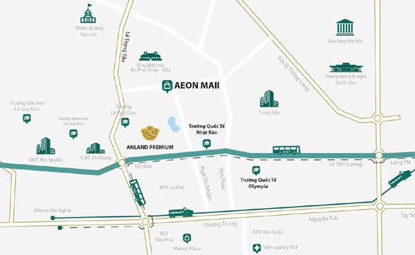 Anland Premium - Nhất vị nhì hướng ở Tây Thủ đô