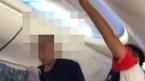 Video bắt quả tang trộm đồ trên chuyến bay từ Việt Nam đi Malaysia