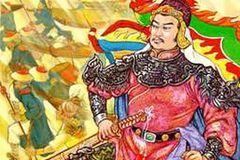 Vua Quang Trung bắt ai như bắt một đứa trẻ?
