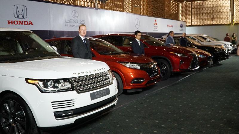 Nhiều thương hiệu xe sang vắng bóng tại Triển lãm ô tô Việt Nam 2018