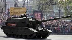 Sức mạnh siêu pháo tự hành của Nga