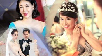 Hôn nhân của các Hoa hậu Việt Nam sau 30 năm: Người viên mãn, kẻ lận đận