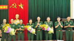 Bổ nhiệm nhân sự quân đội ở Nghệ An