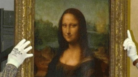 trộm tranh Mona Lisa 1911