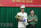 Phó cục trưởng Cục Quản trị làm Phó giám đốc Công an TP.HCM