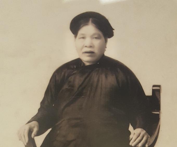 Cụ bà Phạm Thị Tý