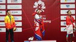Tuột vàng trước ĐKVĐ Olympic, Thạch Kim Tuấn buồn bã tháo huy chương