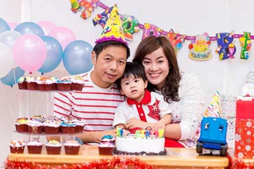 'Vua phòng vé' Thái Hòa yêu những tính cách không tốt của vợ