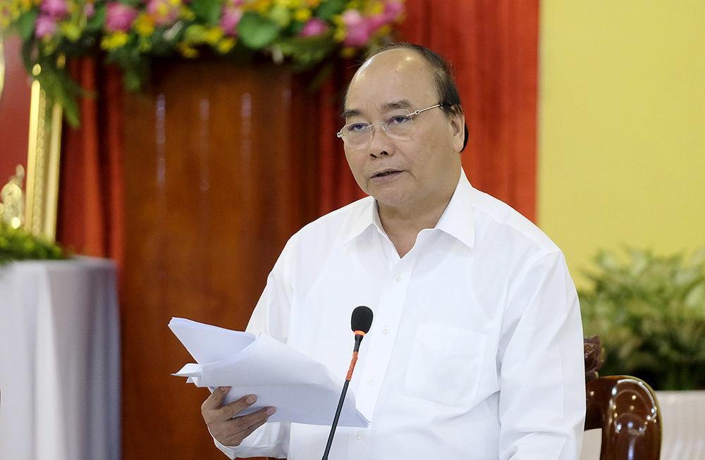 Thủ tướng hoan nghênh Bình Phước đã thu hút 'sếu lớn' về làm tổ