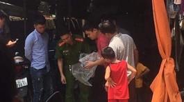 Vợ đang mang thai bị chồng chém lìa tay ở Bắc Giang