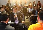 Nhân tài Việt hứng khởi trước quyết tâm làm CMCN 4.0 ở VN