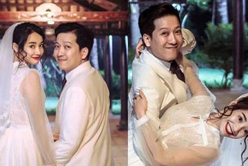 Trường Giang thừa nhận cưới Nhã Phương tháng 9, mong được chúc phúc