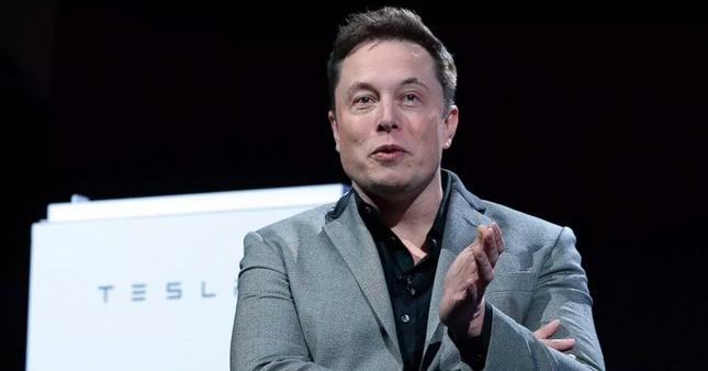 Elon Musk,Tesla