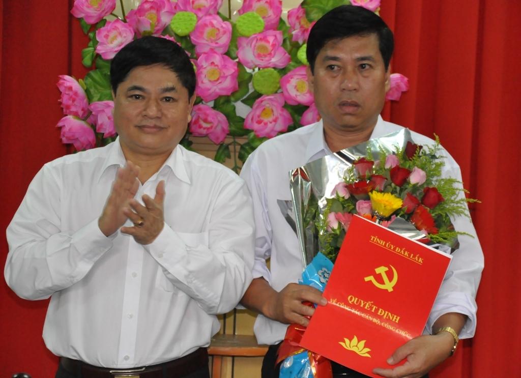 Bổ nhiệm nhân sự Cần Thơ, Đắk Lắk, Ninh Thuận