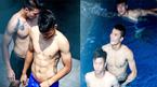 Hình thể vạm vỡ của Quang Hải, Duy Mạnh, Bùi Tiến Dũng U23 Việt Nam
