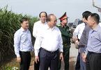 Thủ tướng thăm mô hình nông nghiệp công nghệ cao tại Tây Ninh