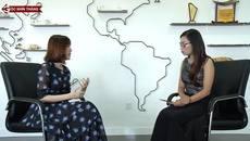 CEO blockchain Lynn Hoàng:Tôi mơ Việt Nam sẽ mạnh gần bằng Singapore trong 5 năm tới