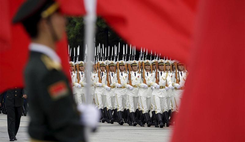 Trung Quốc,hải quân Trung Quốc,dân quân biển,cảnh sát biển,Mỹ,Lầu Năm Góc