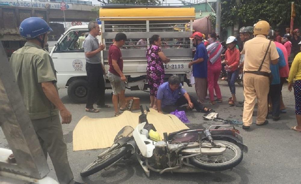 tai nạn giao thông,tai nạn chết người,Sài Gòn,TNGT