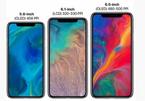 iPhone 2018 lộ ngày nhận đặt hàng, lên kệ