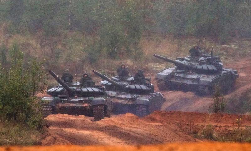 Nga tập trận lớn chưa từng có với TQ và Mông Cổ