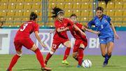 Nữ Việt Nam 0-6 Nữ Nhật Bản: Set đánh tennis (H2)