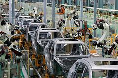 Xưởng sản xuất ô tô bằng 1.200 robot lần đầu tiên xuất hiện ở Việt Nam