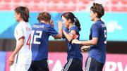 Vỡ trận, nữ Việt Nam thua đậm Nhật Bản