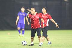U23 Việt Nam đấu UAE: HLV Park Hang Seo muốn tất tay thế nào?