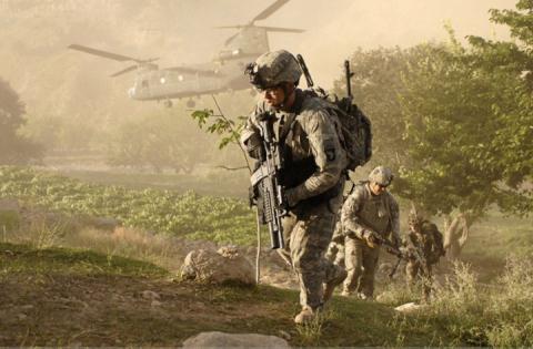 Mỹ kích não, dùng máu nhân tạo cho binh sĩ?