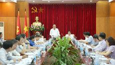 Liên thông các quy định của Đảng và pháp luật trong công tác tổ chức, cán bộ