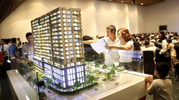 Dự án Flora Novia bán hết toàn bộ căn hộ đợt 1