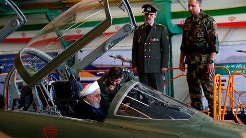 máy bay Iran