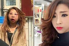 Cặp kè với người đã có vợ, hotgirl bị đánh ghen tới biến dạng mặt mũi