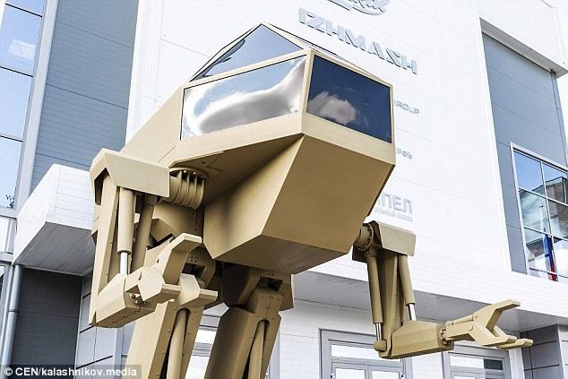 Nga,vũ khí,robot,sát thủ