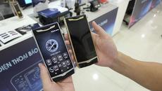 Hé lộ chiếc smartphone siêu bảo mật Made in Việt Nam