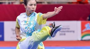 Trực tiếp Asiad ngày 22/8: Việt Nam có thêm huy chương wushu