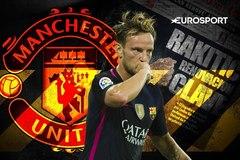 MU đàm phán Rakitic, Real quyết đấu Barca